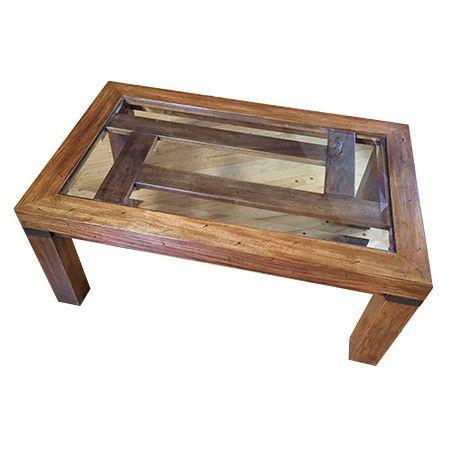 Drexel Heritage Coffee Table With Beveled Glass - Image 7 of 7