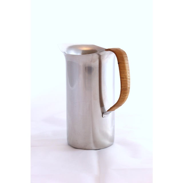Vintage Danish Stainless Pitcher - Image 6 of 6