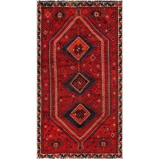 """Pasargad Vintage Shiraz Area Rug - 4' 9"""" X 8' 7"""""""