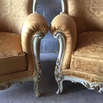 Image of Baroque Armchairs - A Pair