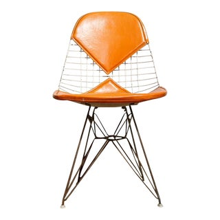 Vintage Eames DKR Wire Chair