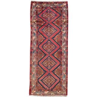 "Apadana - Vintage Persian Hamadan Rug, 2'6"" x 6'4"""