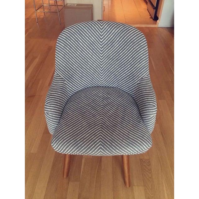 West Elm Saddle Office Chair Chairish