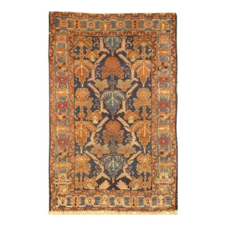 "Pasargad NY Persian Hamadan Hand Knotted Wool & Cotton Area Rug - 2'6"" X 3'10"""