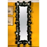Image of Decorative Oblong Mirrors - A Pair