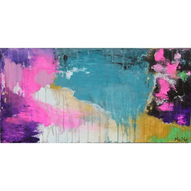 Contemporary Abstract Painting by Mistie House - Image 1 of 10