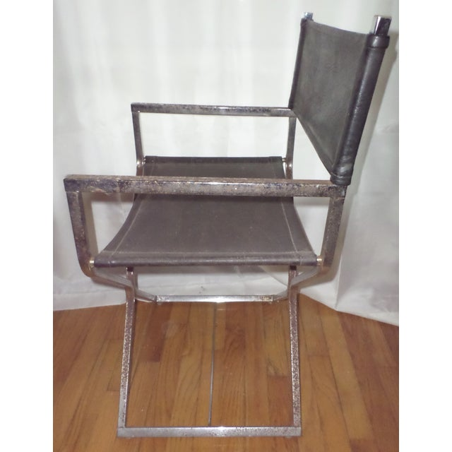 Directors Chairs - Mid Century Modern - Trio - Image 4 of 11