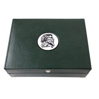 Vintage Leather Rolex Cellini Presentation Box