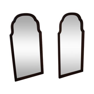 Ethan Allen Georgian Court Mirrors - A Pair