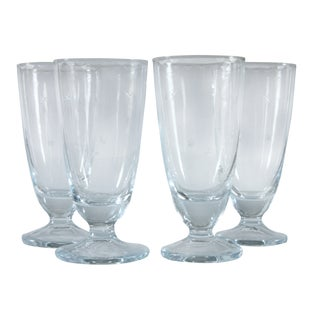 Petite Star Water Goblets - Set of 4
