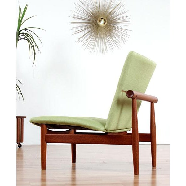 Image of Restored Mid Century Modern Finn Juhl Chairs - 2