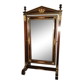 Empire Floor Standing Mirror