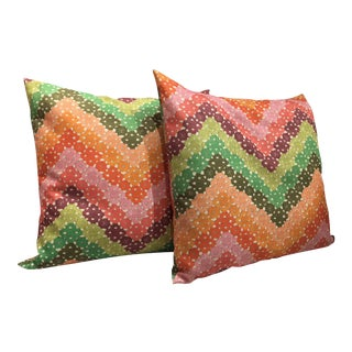 Missoni Home Onley Pillows - A Pair