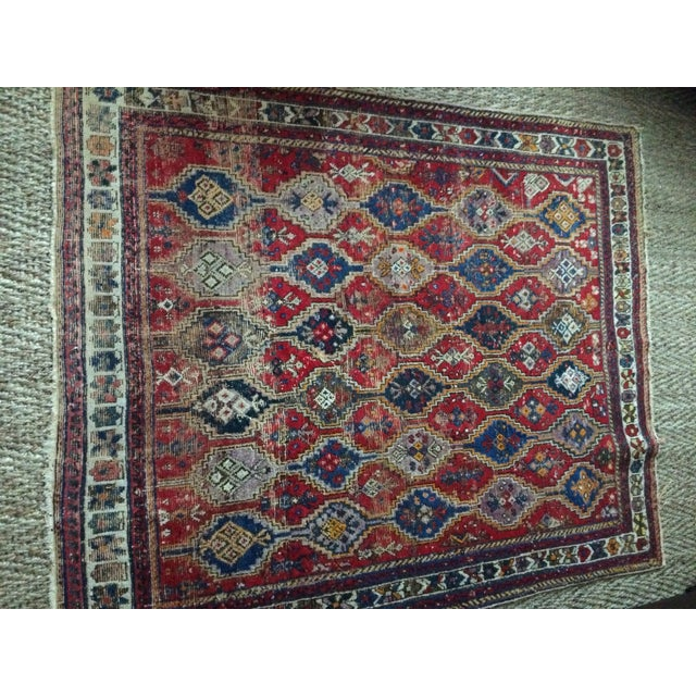 Vintage Turkish Rug - 4′11″ × 6′1″ - Image 3 of 9