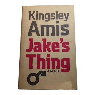 """Jake's Thing"" Hardcover Book"