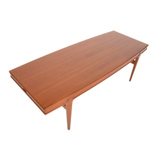 Johannes Andersen F102 Teak Coffee Table