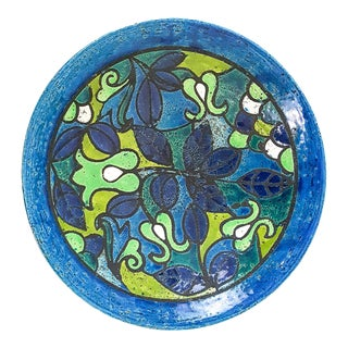 Bitossi Mid-Century Modern Italian Pottery Bowl