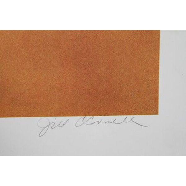 "Image of Jill O'Connell, ""Nautica,"" Lithograph"