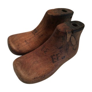 Wood Shoe Mold Forms