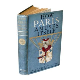 How Paris Amuses Itself
