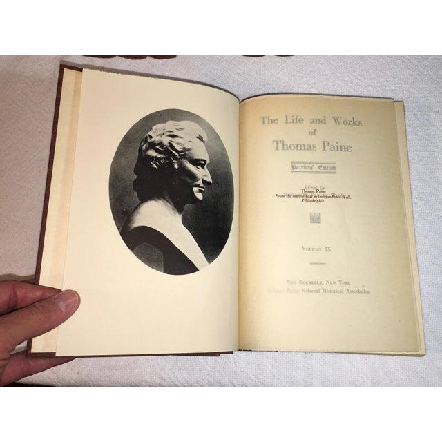 the life and works of thomas paine