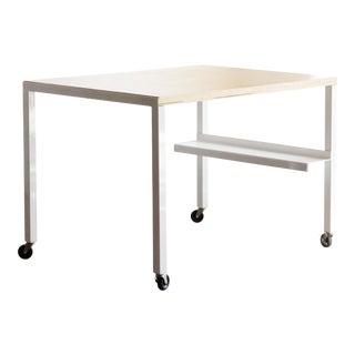 Rehab Original Steel & Wood Modular Work Table