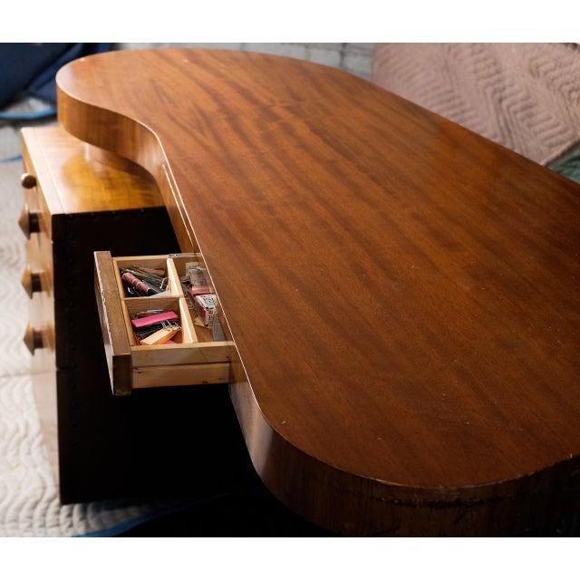 Gilbert Rhode for Herman Miller Kidney Desk - Image 4 of 8