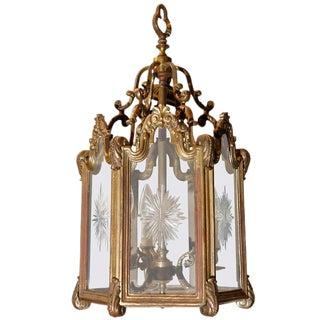 Rococo Style Hanging Lantern