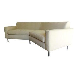 Thayer Coggin Angled Sofa