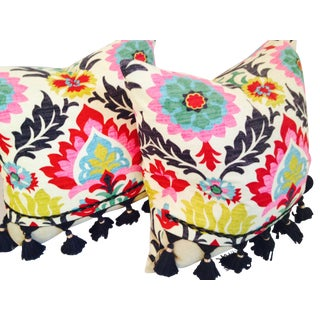 Designer Suzani Pillows