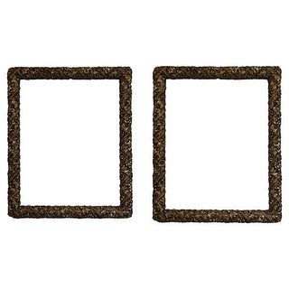 Early Victorian Frames - A Pair