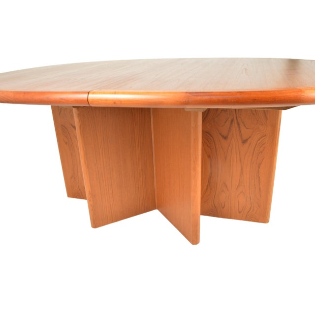 Image of Danish Dining / Conference Table by Ansager Mobler