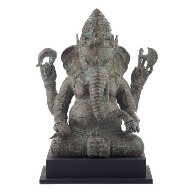 Image of Ganesh Bronze Statue