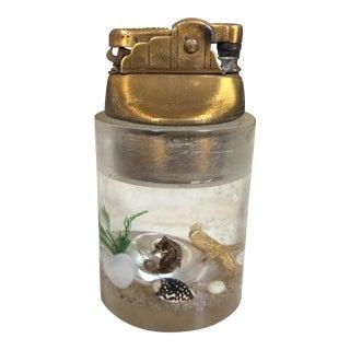 Vintage Under Sea Table Lighter