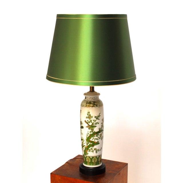 Antique Chinese Porcelain Ginger Jar Lamp Chairish