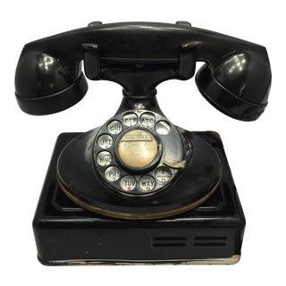 Black Western Electric 202 Telephone