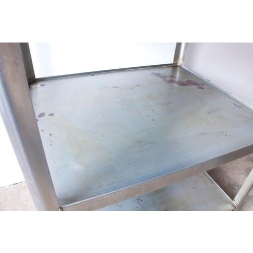Industrial Metal Rolling Cart - Image 5 of 5