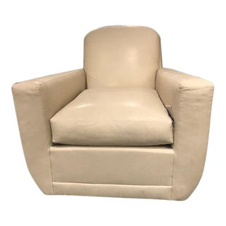 Hickory Chair Knox Swivel Chair