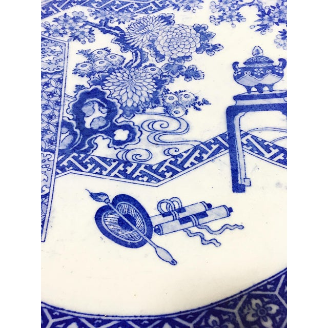 Large 19th-C. Imari Charger - Image 8 of 11