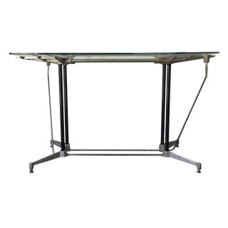 Robert Josten Aluminum Grid Desk