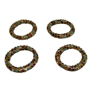 L'Objet Napkin Rings - Set of 4