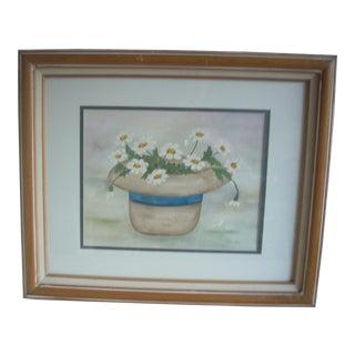 Marie Kook Watercolor