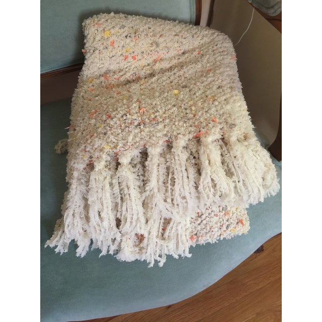 Cynthia Rowley Chenille Throw Blanket - Image 2 of 11