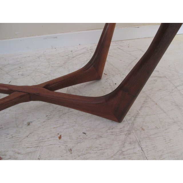 Vintage Biomorphic Coffee Table by Erno Fabry - Image 8 of 9