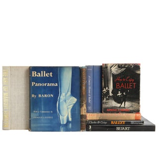 Collection of Ballet Related Books- Set of 8