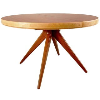 Futura Dining Table by David Rosén for Nordiska Kompaniet, Sweden, 1952