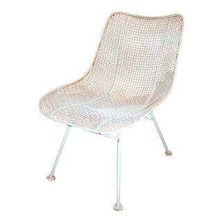 Woodard Jet Age Wire Mesh Outdoor Chairs - Set of 24