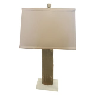 Satin Spur Table Lamp