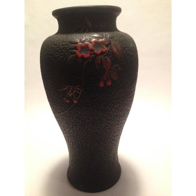 Japanese Tokanabe Ware Vase - Image 4 of 6