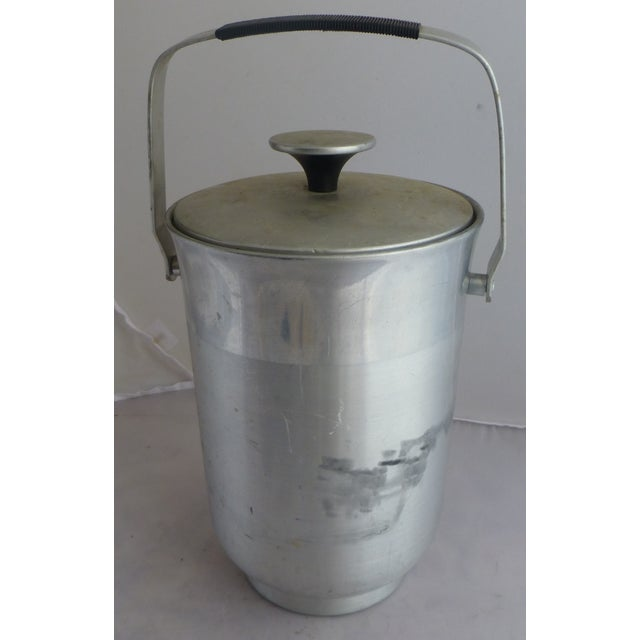 Mid-Century Italian Ice Bucket - Image 3 of 10